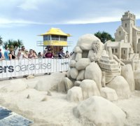 The Australian Sand Sculpting Championships