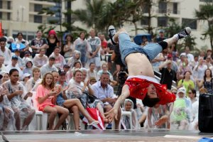 Australian Street Entertainment Championships