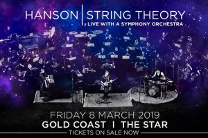 Hanson - String Theory Tour
