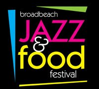 Broadbeach Jazz Food Festival Logo