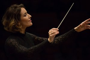 Queensland Symphony Orchestra Music Director Alondra De La Parra