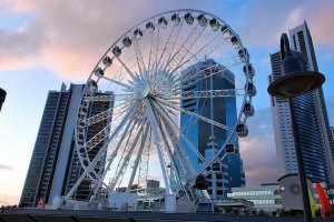 Wheel Of Surfers Paradise 1